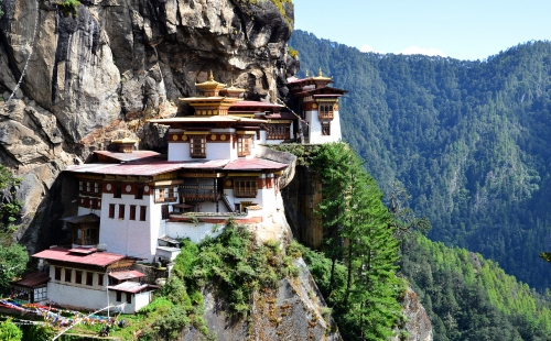 4 nights 5 days Bhutan Tour