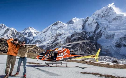 Private Scenic Heli Tour-Exploring The Top Of The World-Lifetime achievement